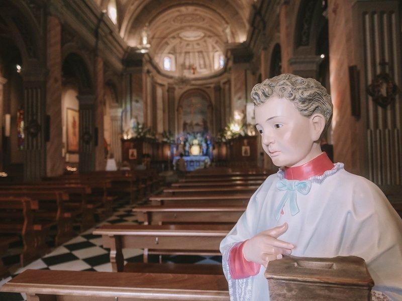 eglise saint jean baptiste porto vecchio