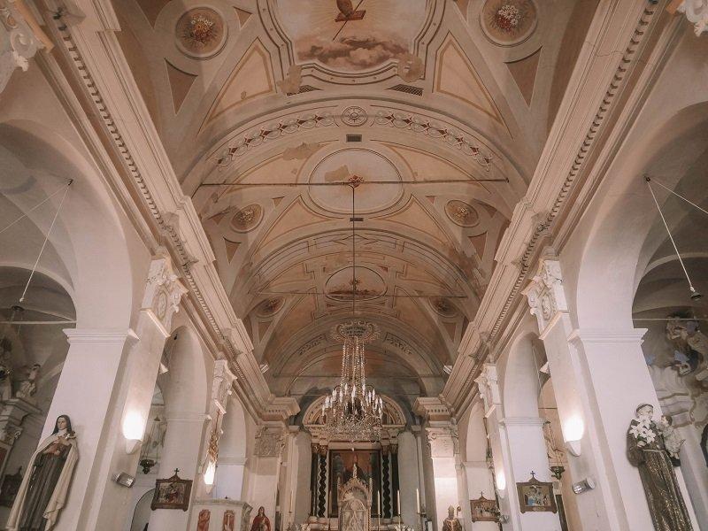 interieur eglise vescovato