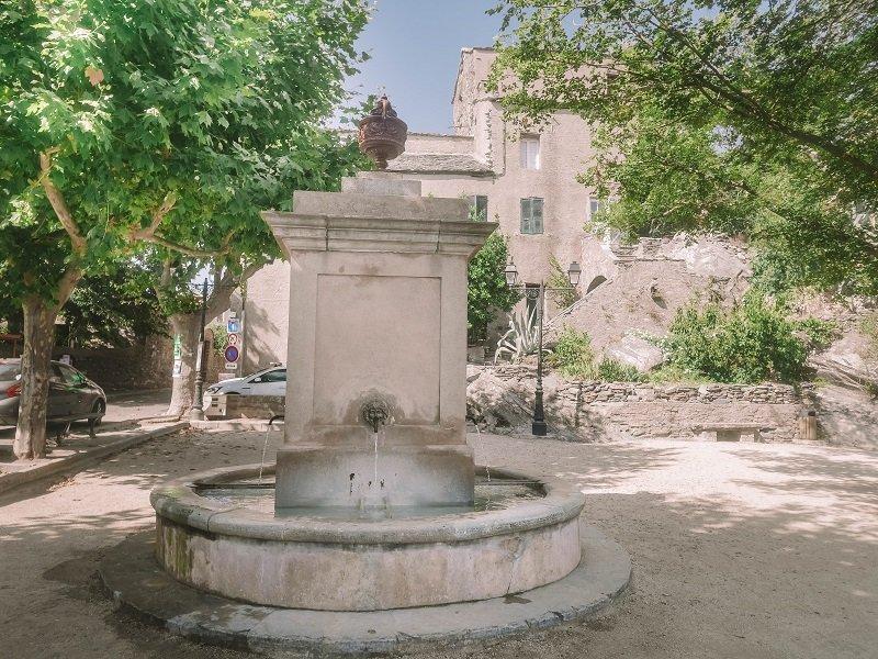 fontaine penta di casinca