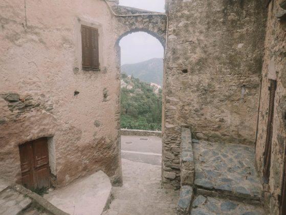 maison medievale lama corse