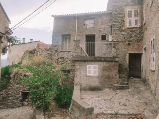 maisons de village lama