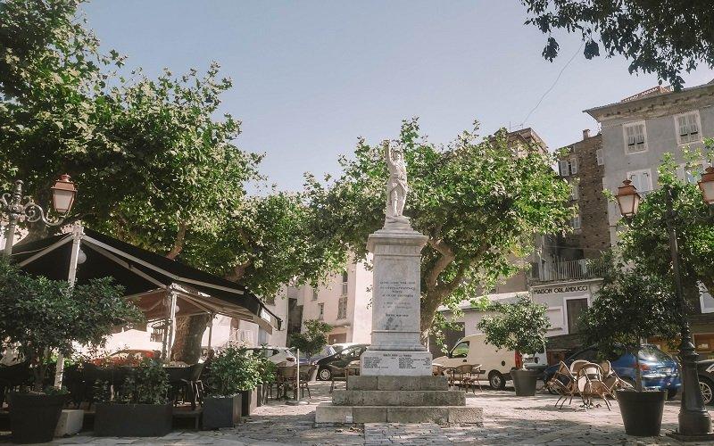 monument aux morts vescovato