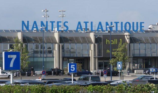nantes aeroport