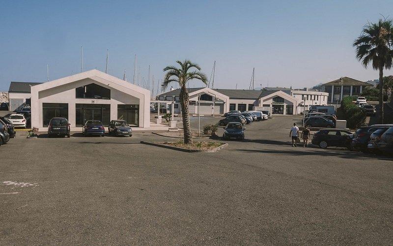 parking port de toga