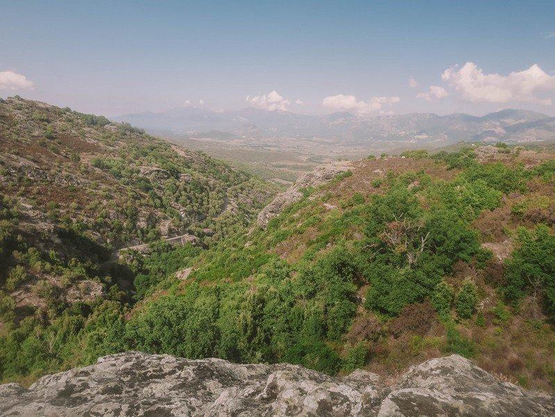 sorio paysage montagne