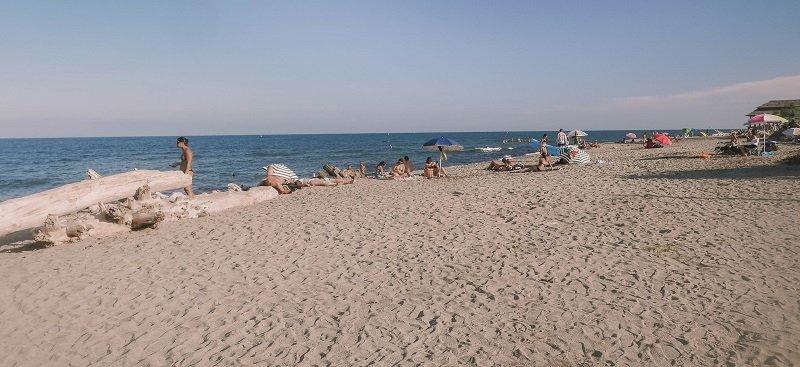 plage de Padulone