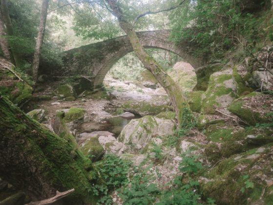 pont génois corse