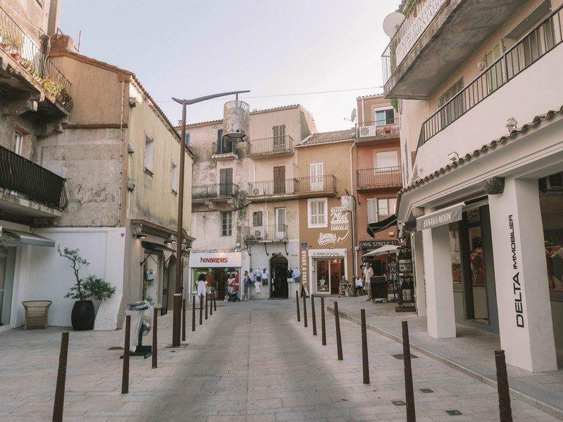 porto vecchio rue