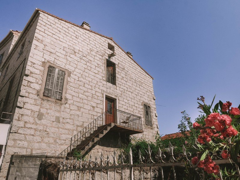 maison porto vecchio
