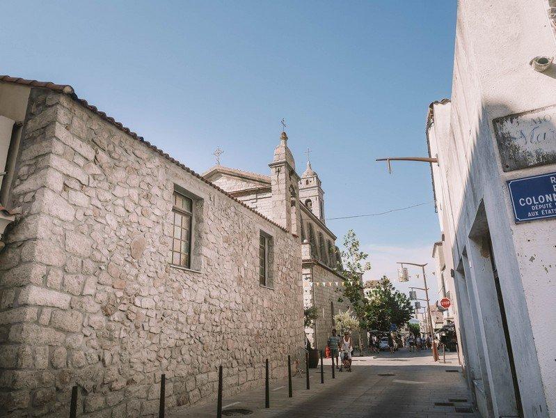 rue de porto vecchio