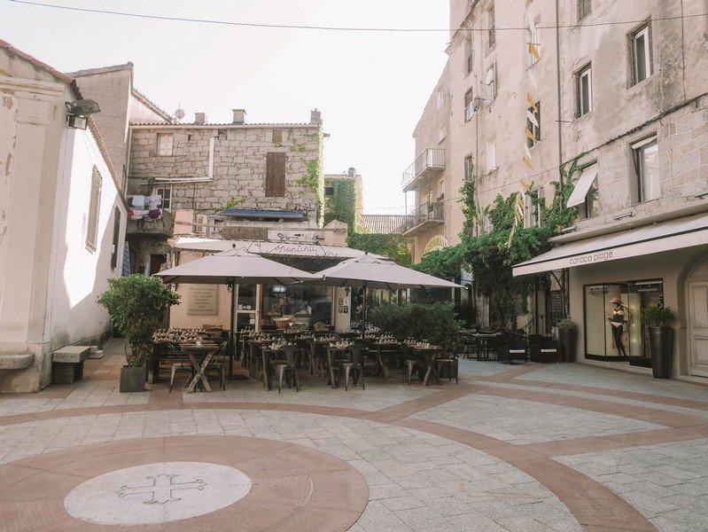 place porto vecchio