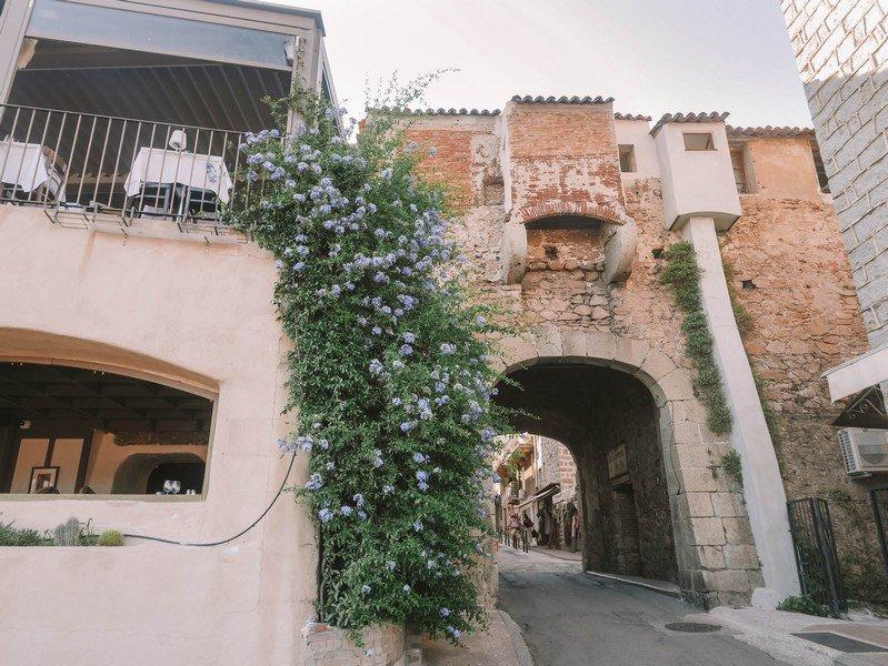 mur citadelle porto vecchio