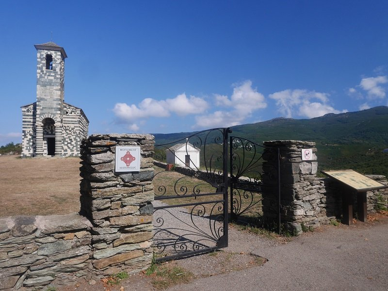 site saint michel de murato
