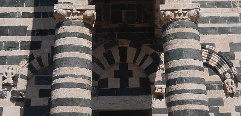 sculptures saint michel de murato