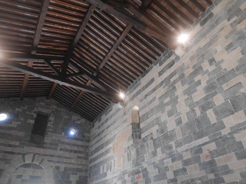 intérieur eglise saint michel murato