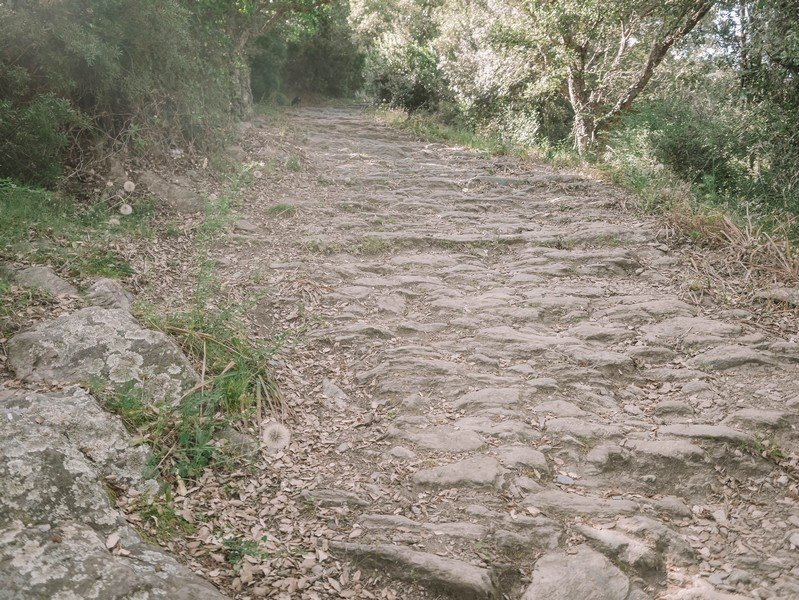 sentier des cretes bastia