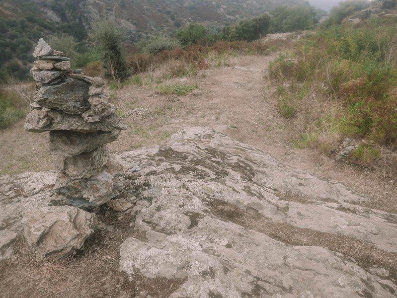sentier cascade de Sorio