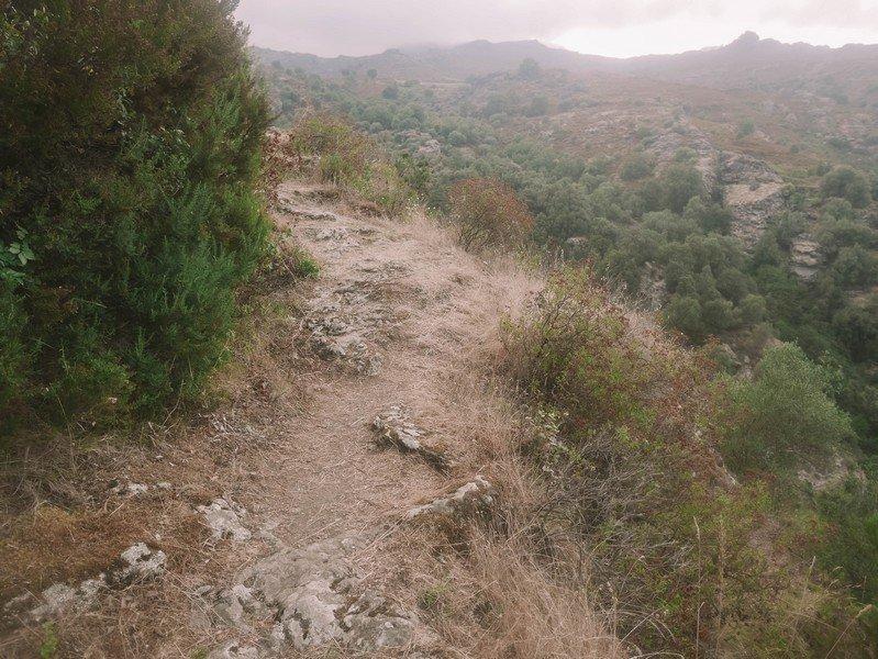 sentier sorio