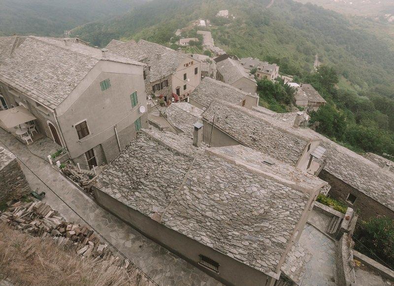 toits de lauze loreto