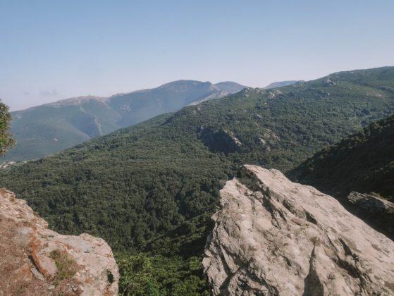 paysage tour de seneque