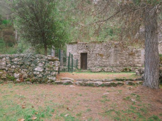 bergerie en pierre restonica