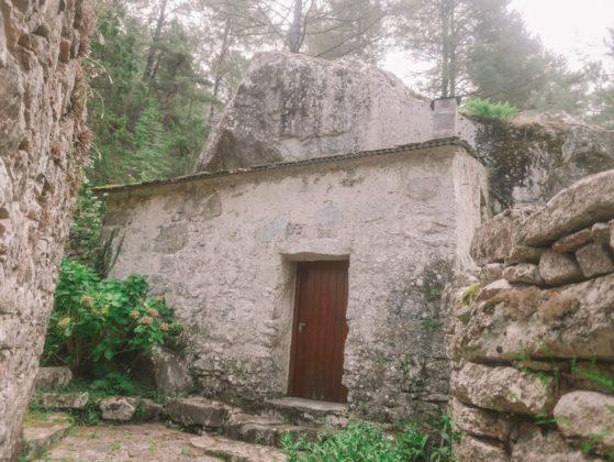 maison rocher restonica