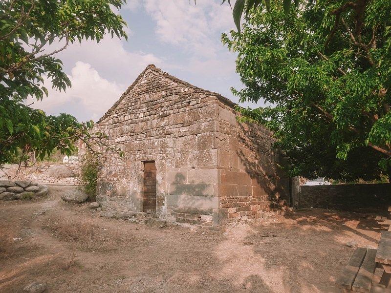 chapelle san giovanni altiani