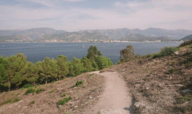 sentier du littoral saint florent