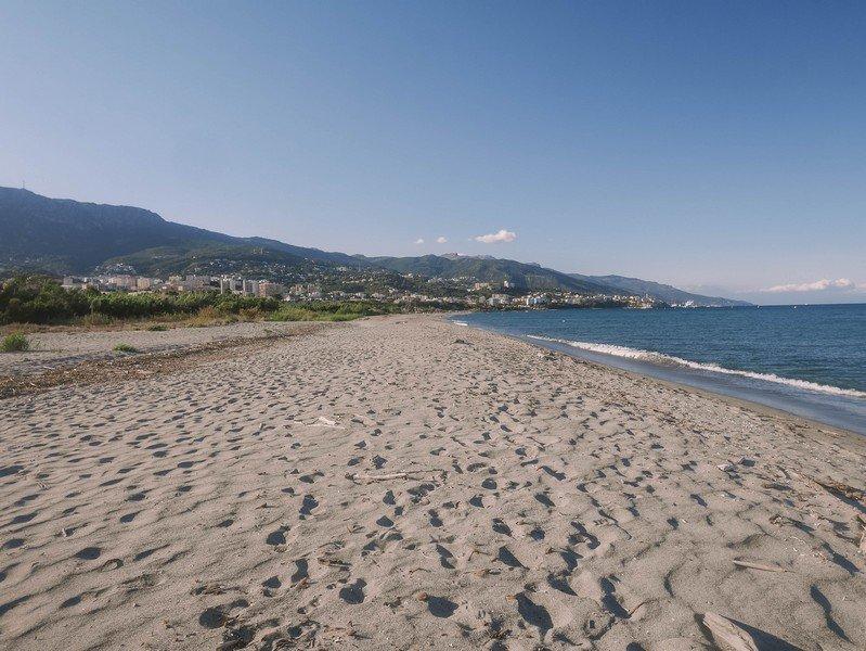 bastia plage arinella