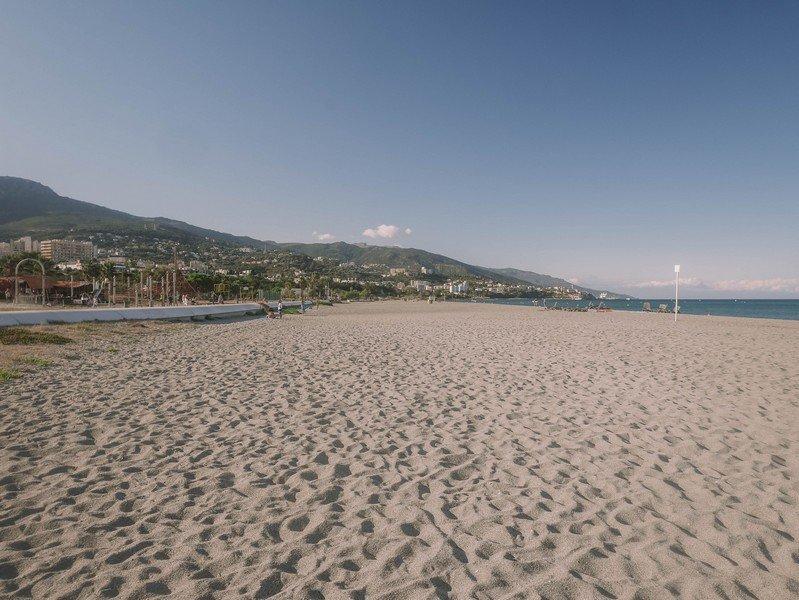 plage de l'arinella