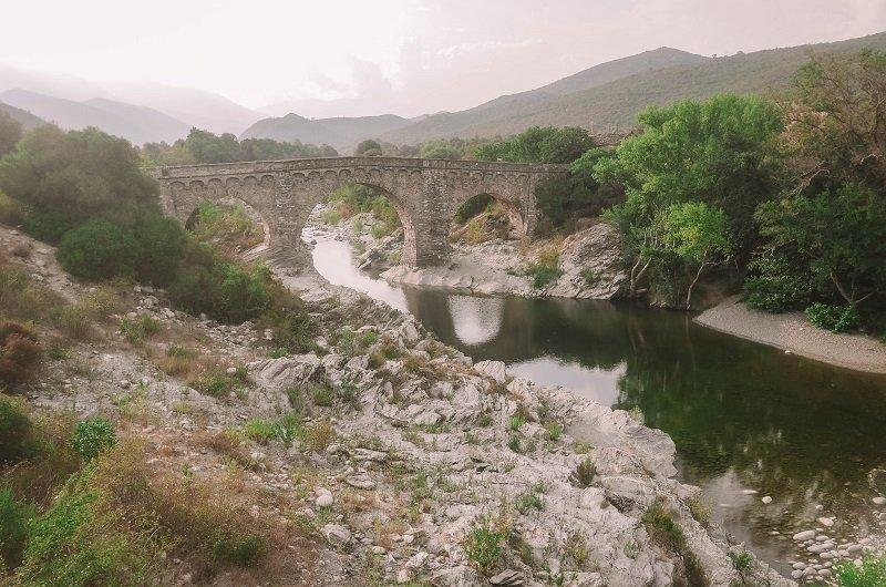 pont génois d'altiani