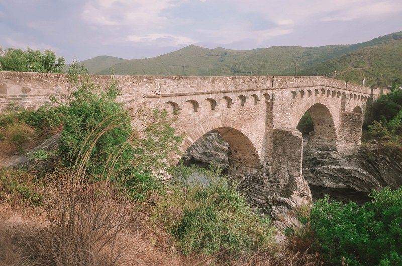 pont genois altiani