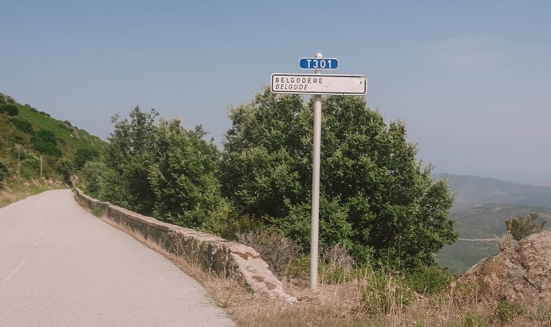 la route de belgodère t301