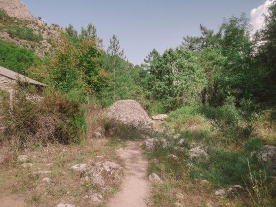 restonica randonnée