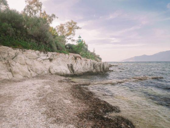 plage phare de fornali
