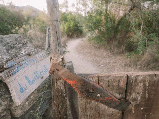 sentier du littoral corse
