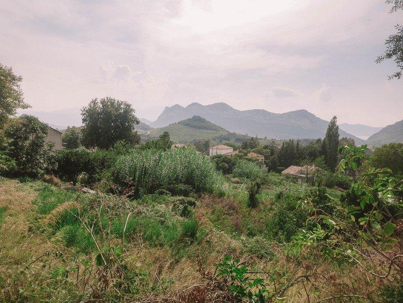paysage propriano