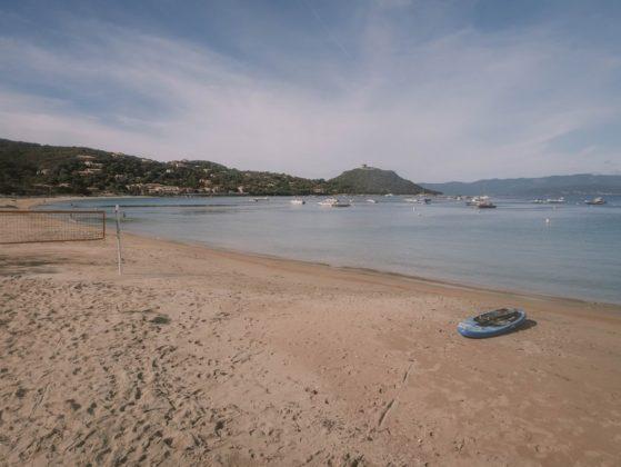 plage de campomoro