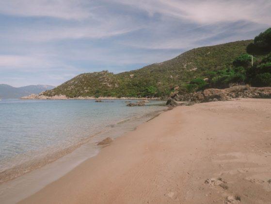 plage campomoro