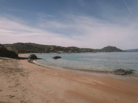 campomoro plage