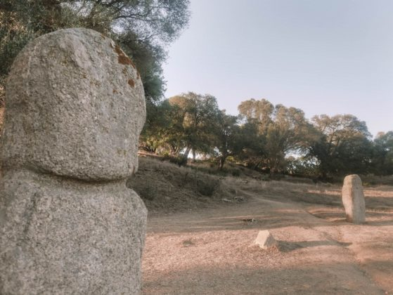 filitosa statue menhir