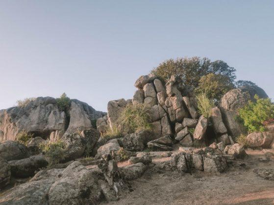 rochers filitosa