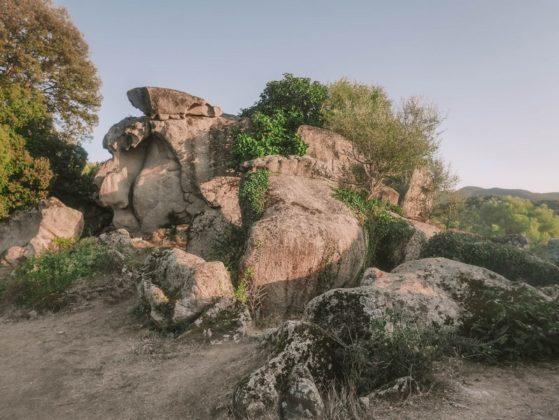 filitosa rochers