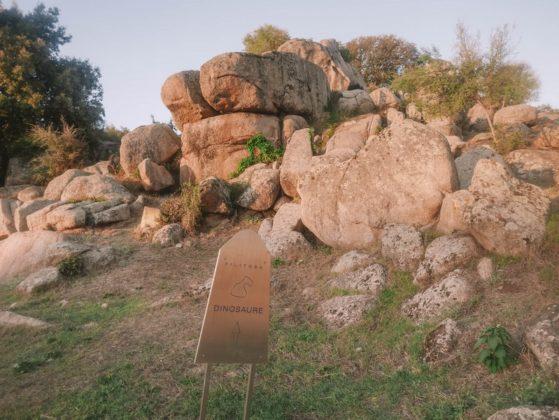 rochers de filitosa