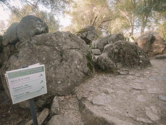 site archéologique filitosa