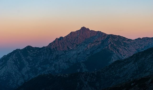 Montagne Corse