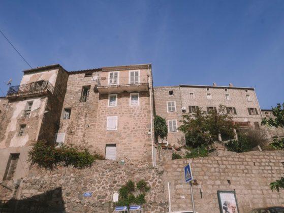 corse village