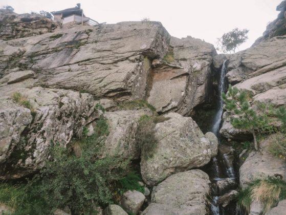 bergerie de radule et cascade