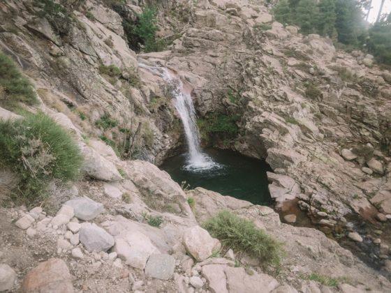 cascade de radule