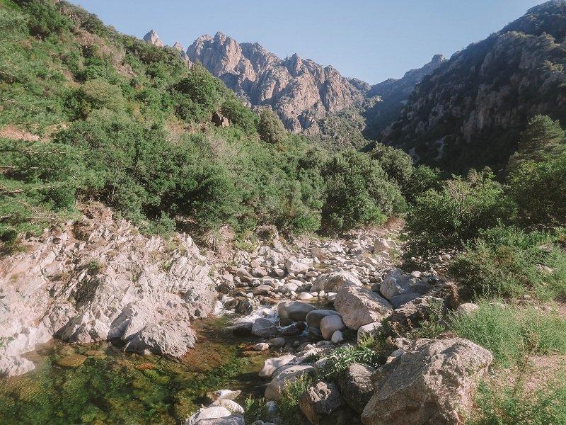 gorges spelunca